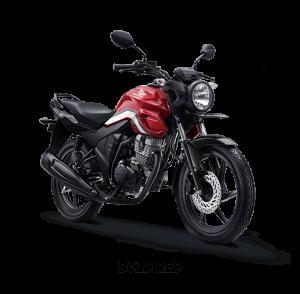 Xe tay côn Honda CB150 Verza màu đỏ